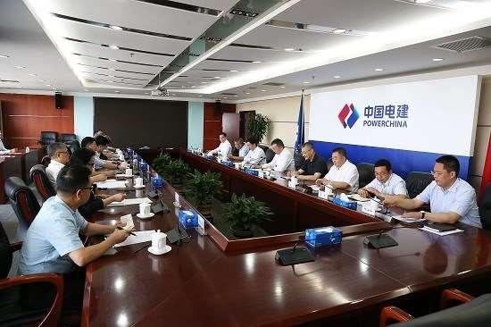 晏志勇会见重庆交通开投集团党委书记、董事长李方宇